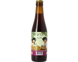 Flaschen Bier - Mascotte Double - 33 cL
