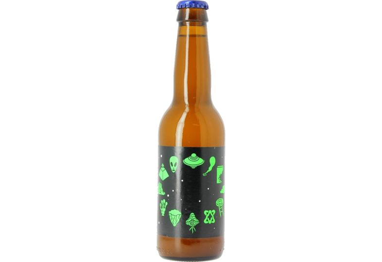 Bottled beer - Omnipollo Zodiak IPA