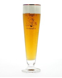 Beer glasses - glass Angelus en CRISTAL