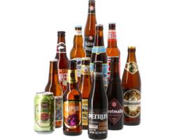 Pack de cervezas artesanales - Colección Un mundo de estilos