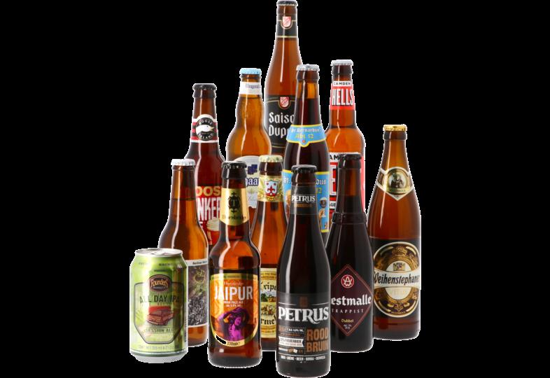 Bier packs - Voor ieder wat wils speciaalbier Pack - 12x33cl