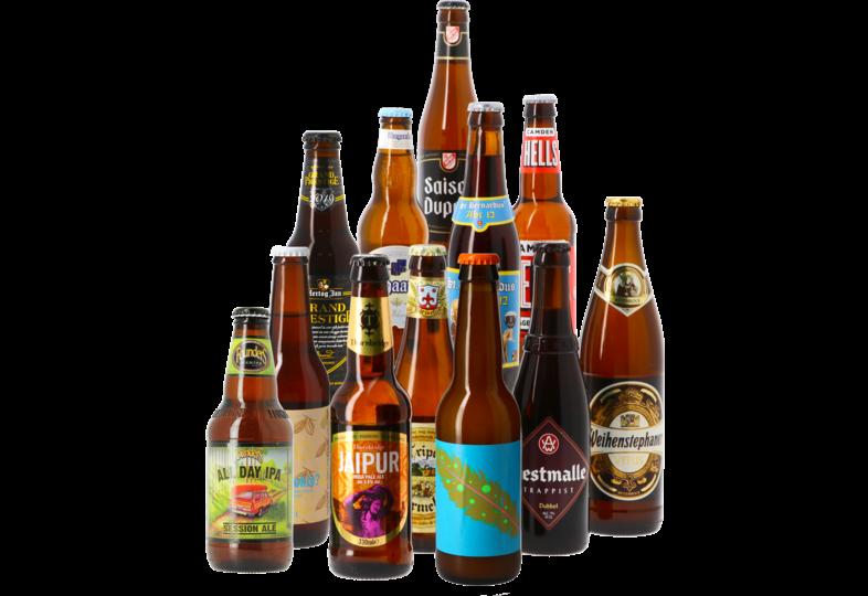 assortiments - Assortiment 1 bière, 1 style