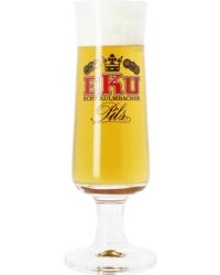 Biergläser - Glas Eku Pils flûte à pied