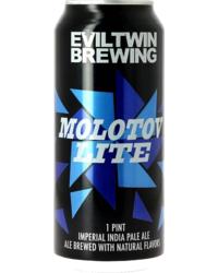 Bottled beer - Evil Twin Molotov Lite
