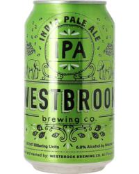 Bottled beer - Westbrook IPA