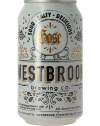 Flessen - Westbrook Gose