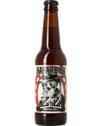 Bouteilles - Naparbier ZZ+ Amber Ale