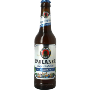 Paulaner Weissbier Alcohol Free