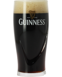 Verres à bière - Verre Guinness Harpe - 25 cL