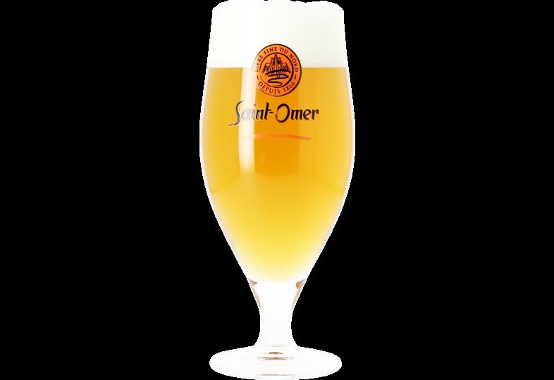 Verres à bière - Verre Saint Omer - 50 cL