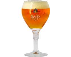 Beer glasses - Leffe 25cl goblet glass