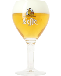 Beer glasses - Leffe 33cl goblet glass