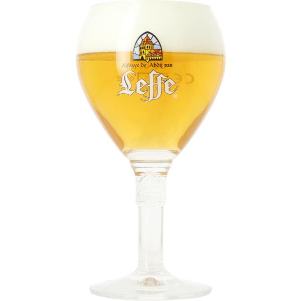 Leffe 33cl goblet glass