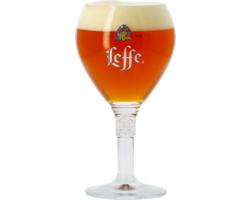 Verres à bière - Verre Leffe calice - 33 cl