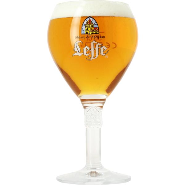 Leffe 50cl goblet glass