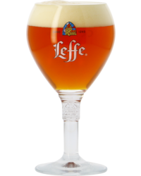 Beer glasses - Leffe 50cl goblet glass
