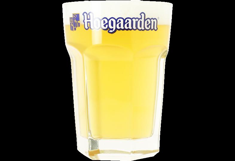 Beer glasses - Hoegaarden 50cl glass