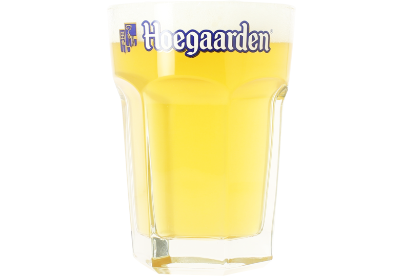 Beer glasses - Hoegaarden 50cl glass