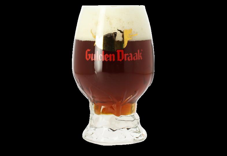 Verres à bière - Verre Gulden Draak - 50 cl