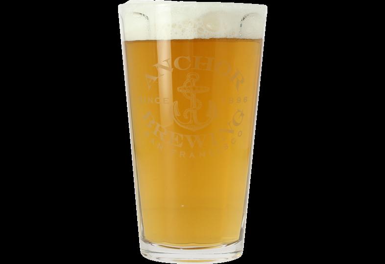 Biergläser - Verre Anchor Brewing - 33 cL