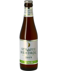 Bottled beer - Straffe Hendrik Wild 2019