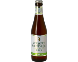Bottled beer - Straffe Hendrik Wild