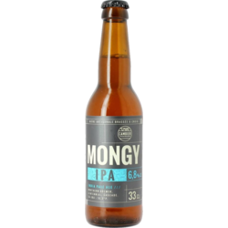 Bouteilles - Mongy IPA