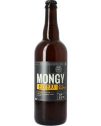 Bouteilles - Mongy Blonde Houblonnée 75 cL