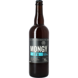 Bouteilles - Mongy IPA 75 cL