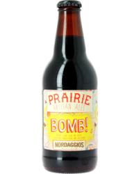 Bottled beer - Prairie Bomb