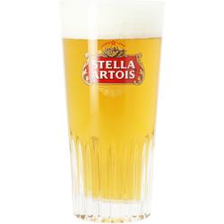 Ölglas - Stella Artois 25cl ribbed glass