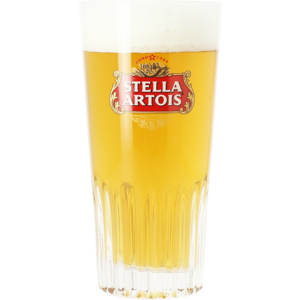 Bicchiere a coste Stella Artois - 25cl