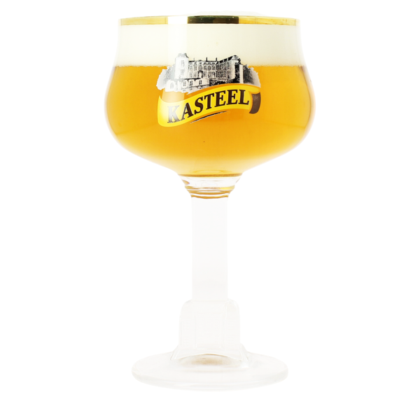 Kasteel 33cl glass