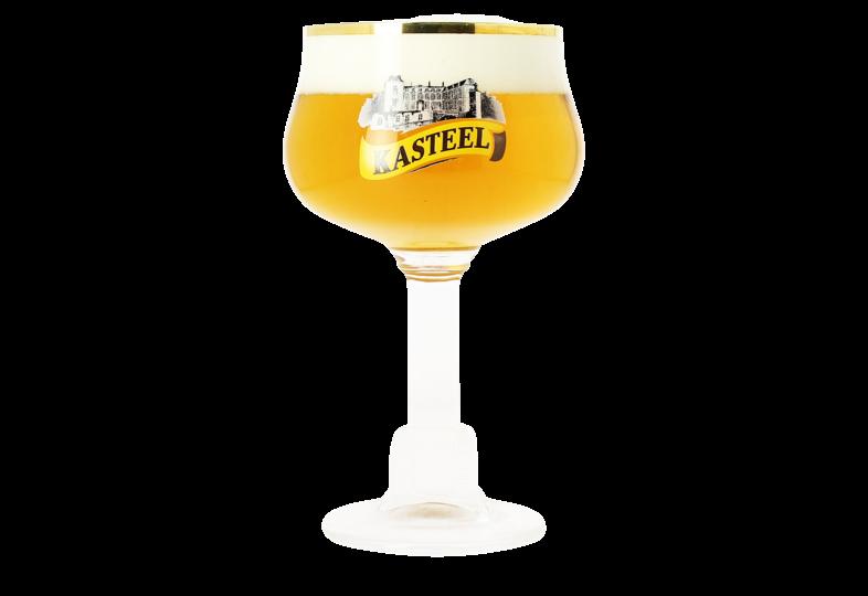 Beer glasses - Kasteel 33cl glass