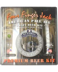 Kit da birra - Kit per birra Bulldog Four Finger Jack APA