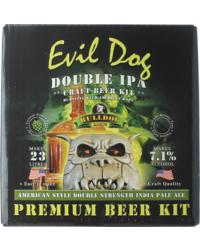 Kit à bière - Kit à bière Bulldog Evil Dog Double IPA