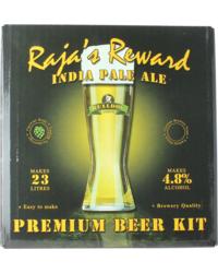Kit da birra - Kit per birra Bulldog Raja's Reward IPA