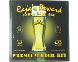 Kits de cerveza - Kit Bulldog Raja's Reward IPA