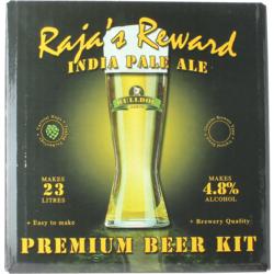 Kit à bière - Kit à bière Bulldog Raja's Reward IPA
