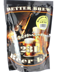 Kit de bière - Kit Better Brew Bandit Tequila