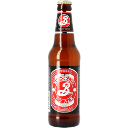 Bottled beer - Brooklyn 1/2 Ale