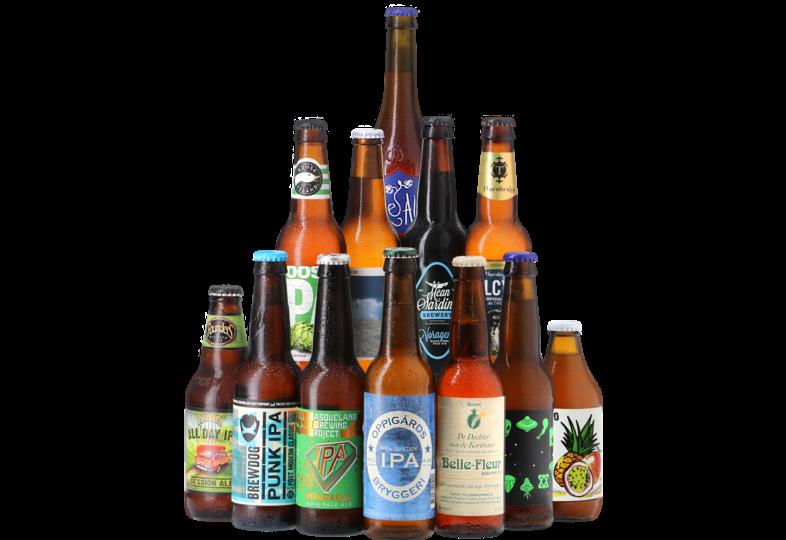 Bier packs - IPA Speciaalbier Pack - 12x33cl