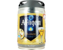 Fûts de bière - Fût 5L Affligem Beertender