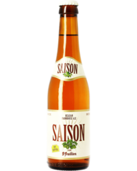 Bottled beer - Saint Feuillien Saison