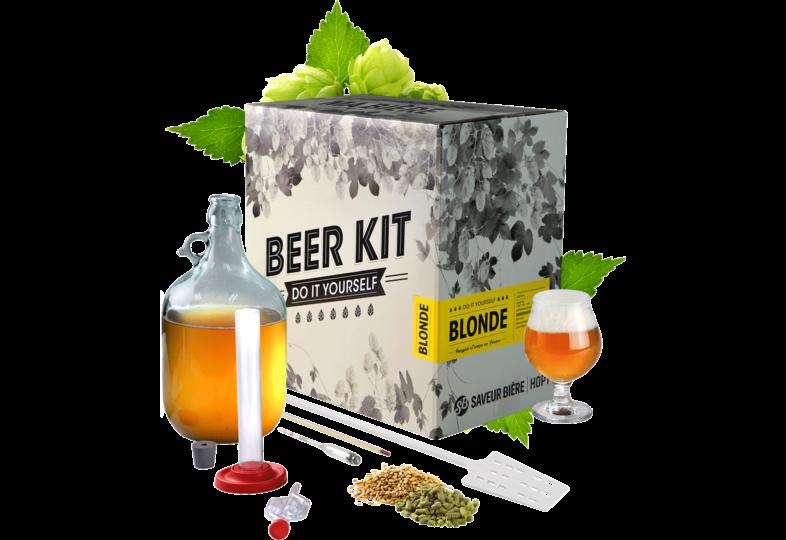 Beer Kit - Beer Kit, je brasse une blonde