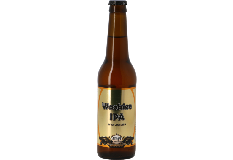 Bouteilles - Amager / Port Brewing Wookiee IPA