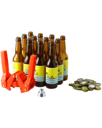 Kit pronti al brassage - Kit d'imbottigliamento per il Beer Kit