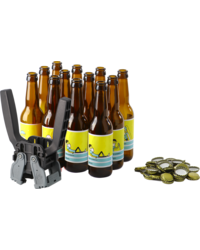 Beer Kit - Beer bottling starter kit for homebrewers