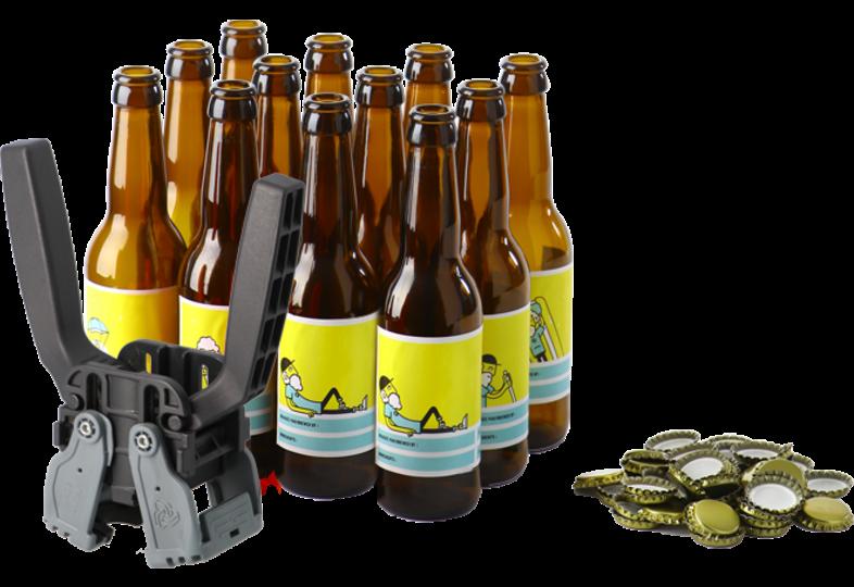 Thuisbrouwpakket - Bottelset voor bierbrouwpakket