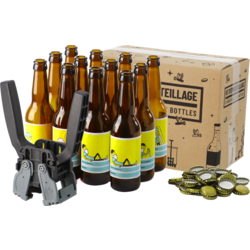 Ölkit - Beer bottling starter kit for home brewers